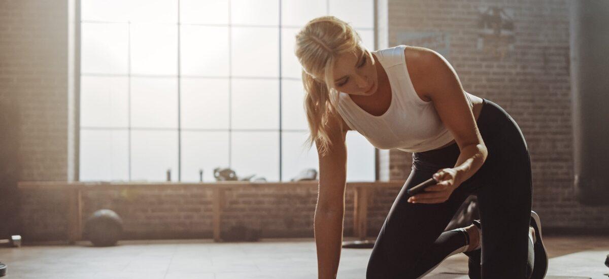 sport à pratiquer pour garder sa ligne après accouchement